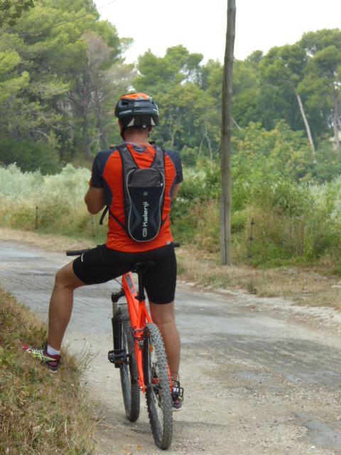 hot orange ride
