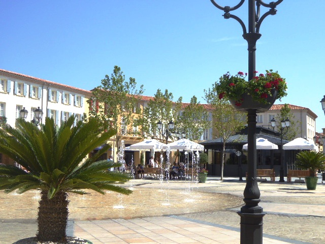 Miramas mall