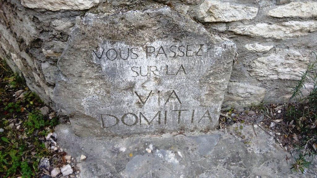 Via Domitia rock